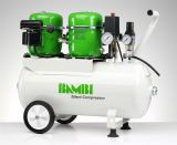 Bambi BB24D Air Compressor with wheels
